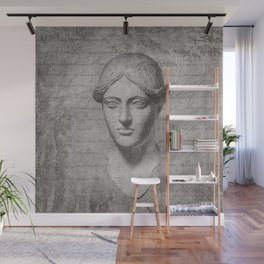 ANCIENT / Head of a Woman Wall Mural