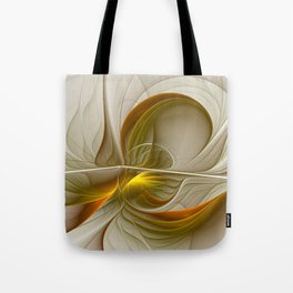 Abstract With Colors Of Precious Metals 2 Tote Bag