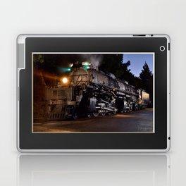 UP 4014. Union Pacific.  Steam Train Locomotive. Big Boy. © J. Montague. Laptop & iPad Skin