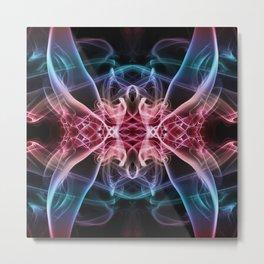 Smokey Butterfly 1 Metal Print