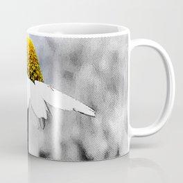 Flowered Dots Coffee Mug