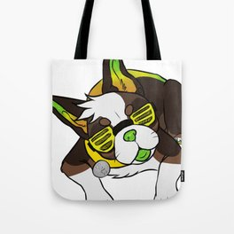 Swagtastic Terrier Tote Bag