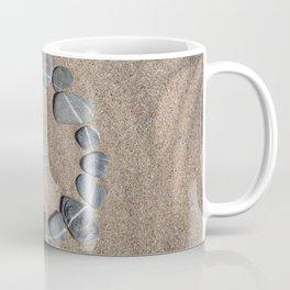 Circle Made Of Pebble Coffee Mug