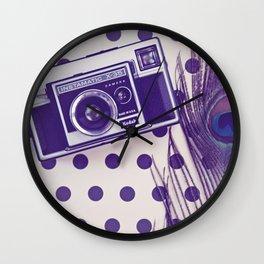 InstaLove Wall Clock