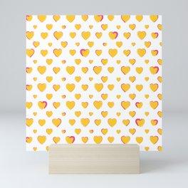 Made for you my heart 24 Mini Art Print