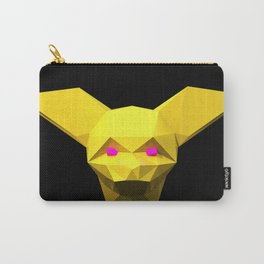 Golden Chihuahua Carry-All Pouch