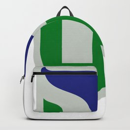 HARTFORD WHALERS HOCKEY RETRO Backpack