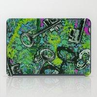 key iPad Cases featuring Key by Emma Stein