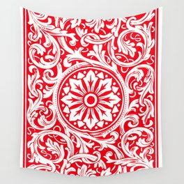 Playing Card (Red Back) Wall Tapestry