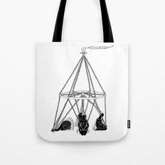 Wind Wand Tote Bag