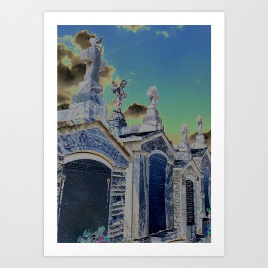 greenwood3 Art Print