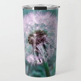 DANDELION - puffball Travel Mug