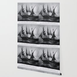 Gaspard Vence - 1777 / Corsaire Wallpaper