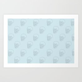 Skulking Around Art Print