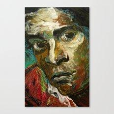 Jean-Michel Basquiat 2 Canvas Print