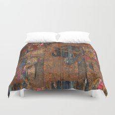 Transition Era Duvet Cover
