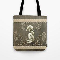 Beautiful chinese dragon Tote Bag