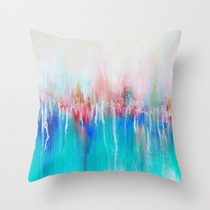 Dance No.2 Throw Pillow