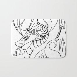 Sea horse Bath Mat