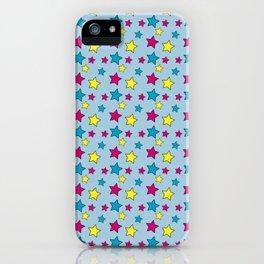 Vinnie Star 1 - Cornflower iPhone Case