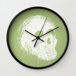The Good Times Are Killing Me - Modest Mouse Wall Clock