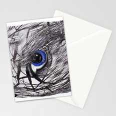 Eye on the Ball Stationery Cards