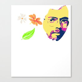 Dream The Impossible | Terence McKenna Canvas Print