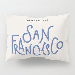 Made in San Francisco Pillow Sham