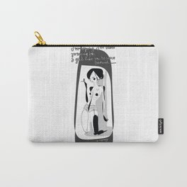 Girl like you Carry-All Pouch