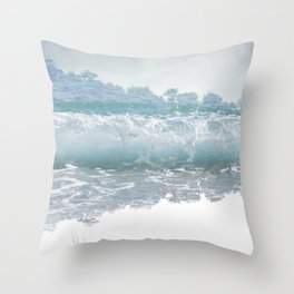 Ephemeral (Wanderlust) Throw Pillow