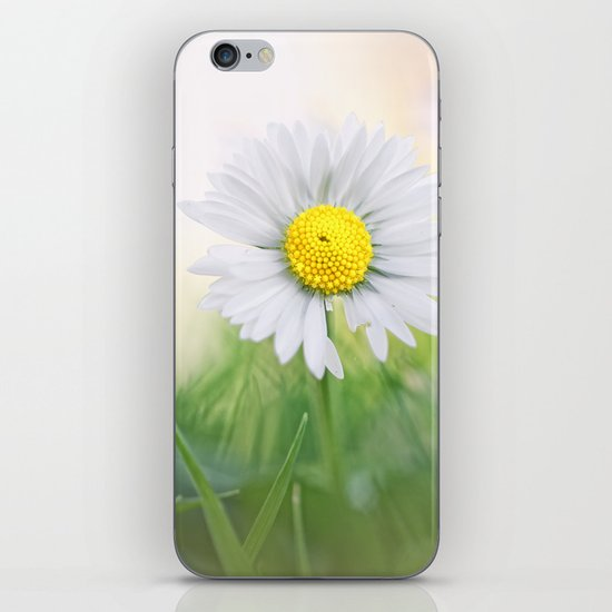 Natural born beauty... iPhone & iPod Skin