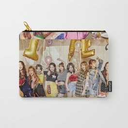 Twice Knock Knock Carry-All Pouch