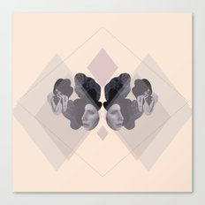 double Canvas Print