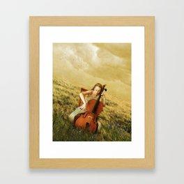 Meadow Dreams Framed Art Print