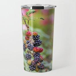 Blackberry. Travel Mug
