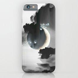Cloud Falls iPhone Case