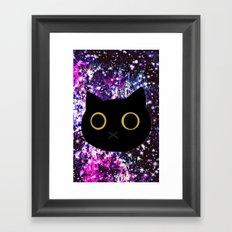 cat-287 Framed Art Print