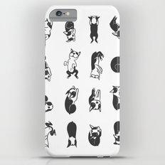Sleeping Boogie iPhone 6 Plus Slim Case