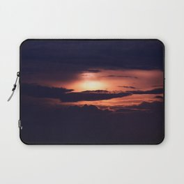 Sun and Clouds Laptop Sleeve
