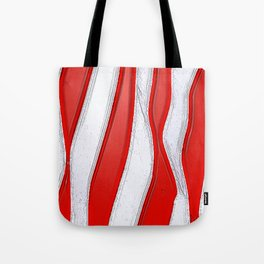 No Stars and All Stripes Tote Bag