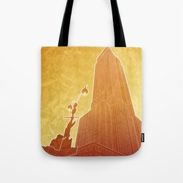 New Empire City Tote Bag