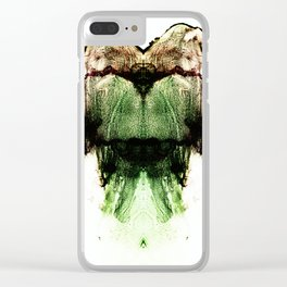 Raphael Clear iPhone Case