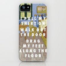 Campus Bedroom iPhone (5, 5s) Slim Case