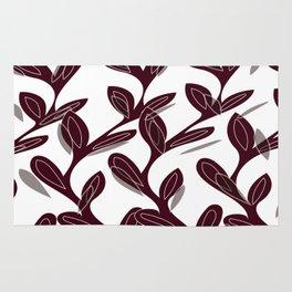 Leafy Vines Rug