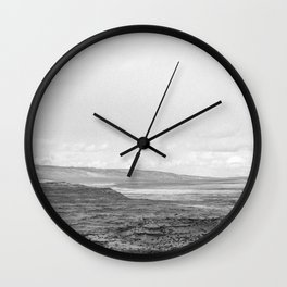 ARIZONA V (B+W) Wall Clock