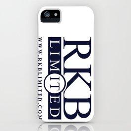 tumblersite iPhone Case