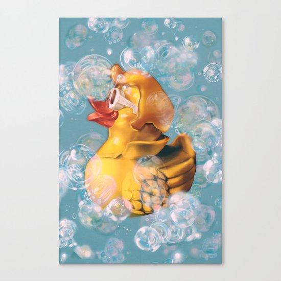 Your Finest Hour Canvas Print