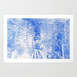 Be Frantic Art Print