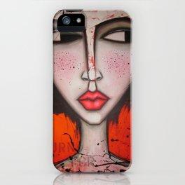 ALYSSA iPhone Case