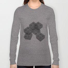 Brixed Mixed Long Sleeve T-shirt